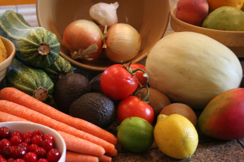 Fruits and Veggies 2
